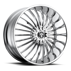 Suave - S140 Chrome 6 lug