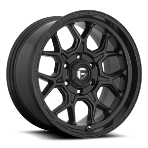Fuel 1-Piece Wheels Tech - D670