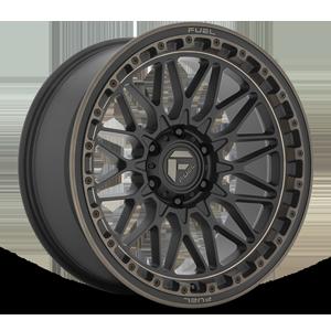 Fuel 1-Piece Wheels TRIGGER - D759