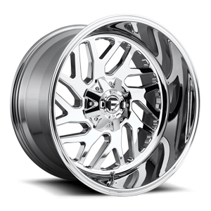 Fuel 1-Piece Wheels Triton - D609