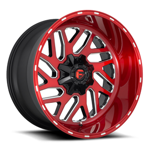 Fuel 1-Piece Wheels Triton - D691