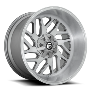 Fuel 1-Piece Wheels Triton - D715