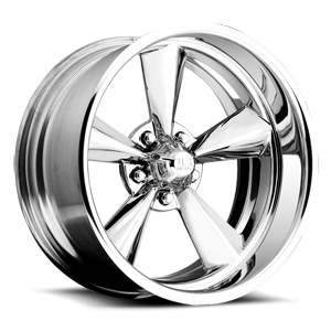 Standard - U200 Chrome Center w/ Polished Rim 5 lug