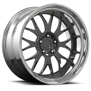 PT.3 - U381 Candy Black 5 lug