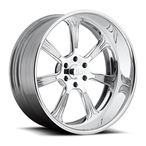 El Jefe - US428 Polished 6 lug