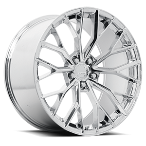 V11 Vex Chrome 5 lug