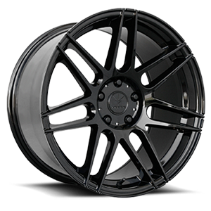 Verde Wheels V21 Reflex 5 Gloss Black