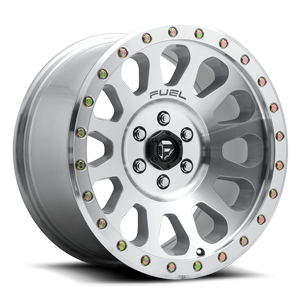 Fuel 1-Piece Wheels Vector - D647