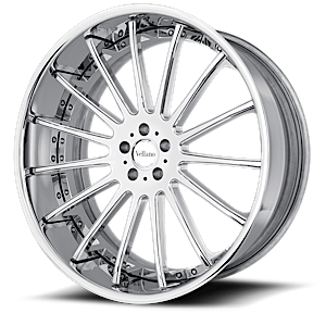 VKP concave Chrome 6 lug