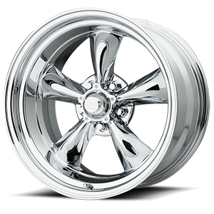 VN615 Torq Thrust II Chrome 5 lug