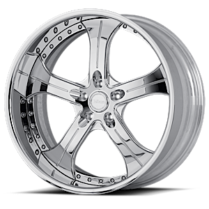 VST Chrome 5 lug