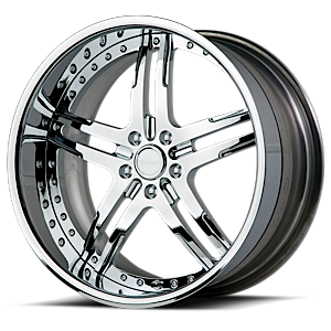 VSU Chrome 5 lug