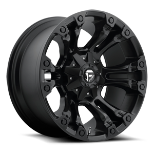 Fuel 1-Piece Wheels Vapor - D560