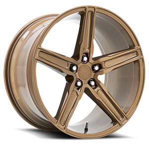 Verde Wheels V09 Spry 5 Gloss Bronze