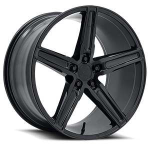 Verde Wheels V09 Spry 5 Satin Black