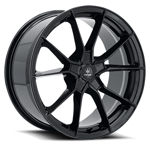 Verde Wheels V18 Verve 5 Gloss Black