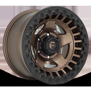 Fuel 1-Piece Wheels Warp Beadlock - D119