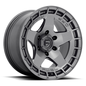 Fuel 1-Piece Wheels Warp - D734