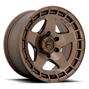 Fuel 1-Piece Wheels Warp - D735