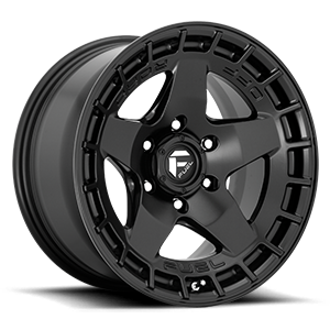 Fuel 1-Piece Wheels Warp - D733