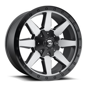 Fuel 1-Piece Wheels Wildcat - D599