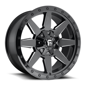 Fuel 1-Piece Wheels Wildcat - D597