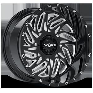 WORX Wheels 817