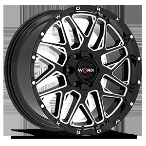 WORX Wheels 819