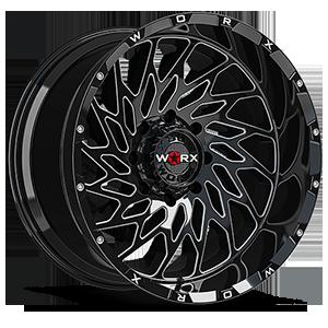 WORX Wheels 820