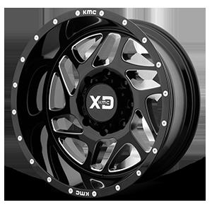 XD Wheels XD836 Fury