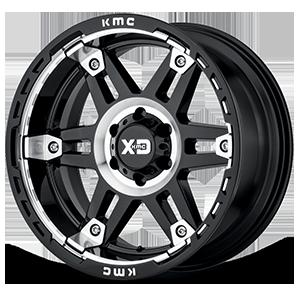 XD Wheels XD840 Spy II