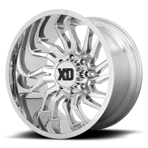 XD858 Tension Chrome 8 lug
