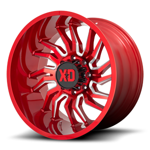 XD Wheels XD858 Tension