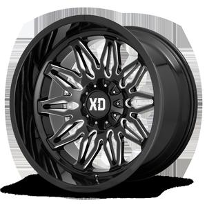 XD Wheels XD859 Gunner