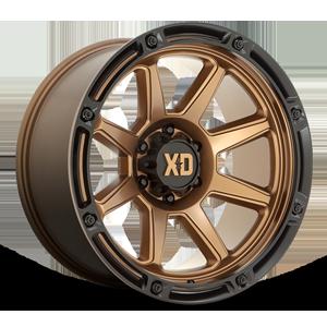 XD Wheels XD863 Titan