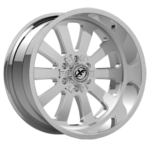 XFX-302 Chrome 6 lug