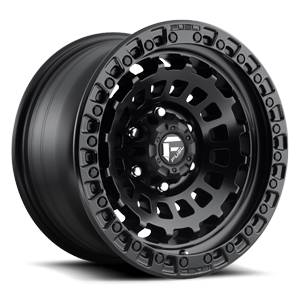 Fuel 1-Piece Wheels Zephyr - D633 [Truck]