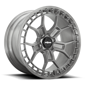 ZMO-M Brushed Gloss 5 lug