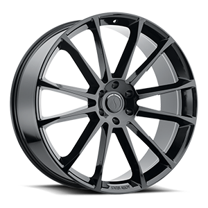 Status Wheels Goliath 6 Gloss Black
