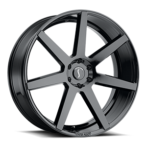 Status Wheels S838 Journey 6 Gloss Black
