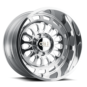 Paradox Polished 8 lug