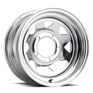 Cragar Series 315 Nomad Chrome 5 Chrome