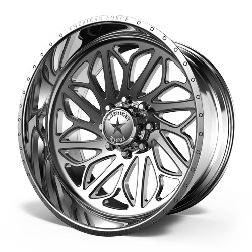 CKH32 Draco CC Polished 8 lug