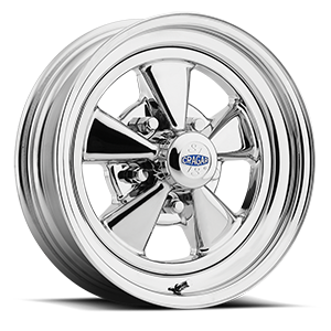 Cragar Series 08/61 S/S Super Sport 5 Chrome Plated
