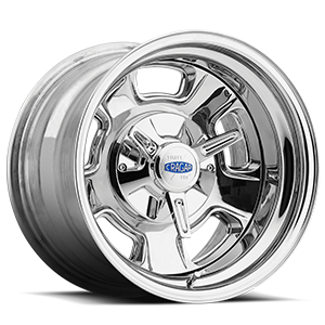 Cragar Series 390C Street Pro 5 Chrome Plated
