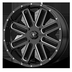 MSA Offroad Wheels M35 Bandit