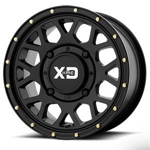 XD Wheels XS135 GRENADE