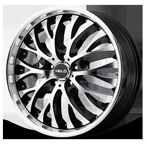 Helo Wheels HE890