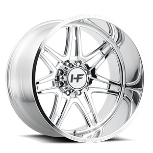 HF05 ATOMIC (8L) Polished 8 lug
