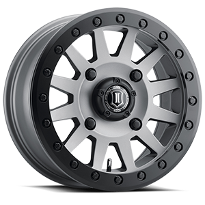 UTV-Spec Compression Titanium 4 lug
